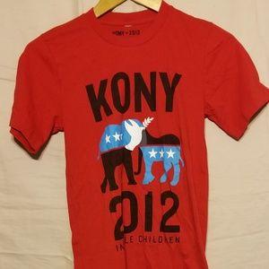 Tops - Kony 2012 tee
